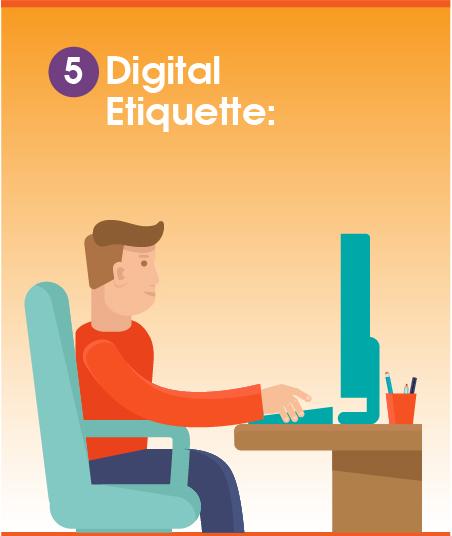 5. Digital Etiquette